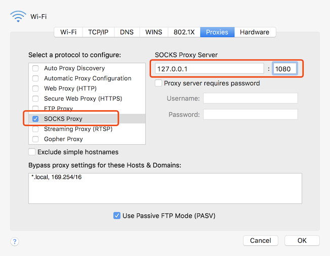 Browse securely and bypass a restrictive firewall - Howtos - Codinn