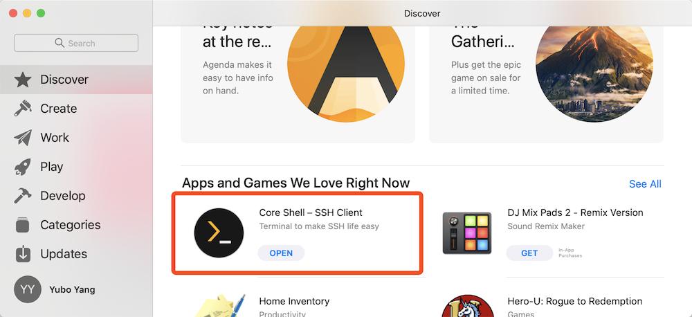 Core Shell is featured on Mac App Store! - News - Codinn